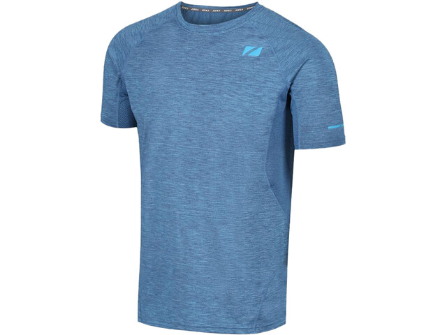 Zone3 Power Burst T-Shirt Homme, royal blue/sky blue